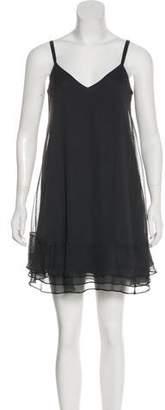 Elizabeth and James Casual Mini Dress
