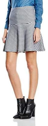Esprit Women's A-Line Skirt - Multicoloured - 8