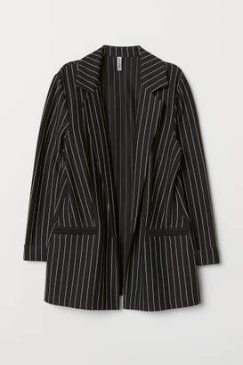 H&M Jersey Jacket - Black