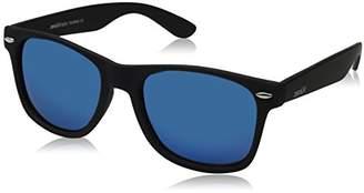 Zerouv ZV-8030d Polarized Horn Rimmed Sunglasses