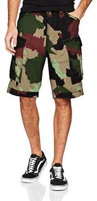 G Star Men's Rovic Loose 1/2 Short,(Size: 38)