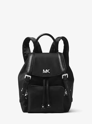 Michael Kors Beacon Small Nylon Backpack