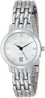 Peugeot Women's 144L -Tone Bracelet Watch