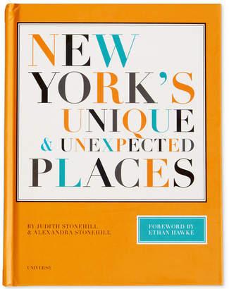 Original Penguin New York's Unique & Unexpected Places Book