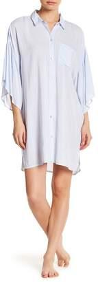 Shimera Femme Bell Sleeve Sleep Shirt