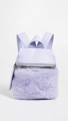 Kara Maxi Detail Mini Backpack