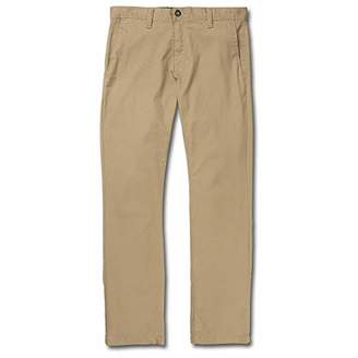 Volcom Men's Frickin Modern Fit Stretch Chino Pants