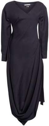 Jacquemus La Robe Mahdia Midi Dress