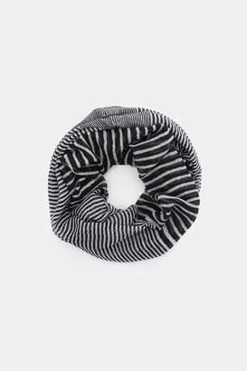 Ardene Striped Infinity Scarf