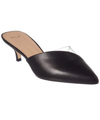 Pour La Victoire Koral Leather Heel