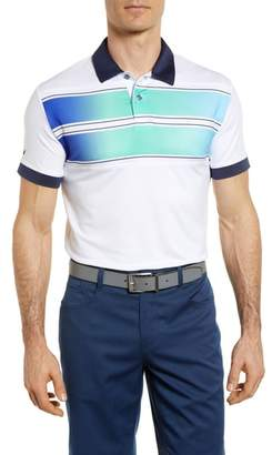 Callaway X Slim Fit Double Chest Polo