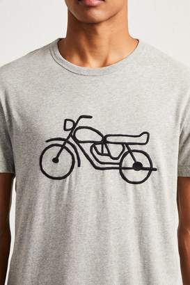 French Connenction Motorcycle T-Shirt