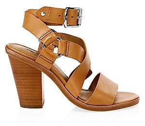 Frye Women's Sara Leather Harness Sandals