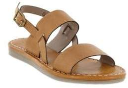 Mia Elina Leather Sandal
