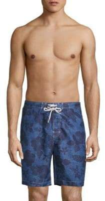 Trunks Printed Swim