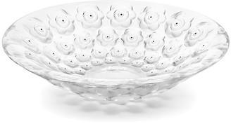 Lalique Anemones Bowl - Clear