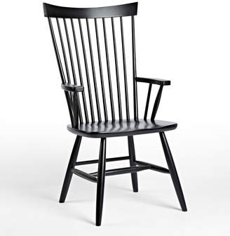 Rejuvenation High Back Dining Arm Chair