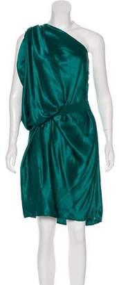 Lanvin Silk Sleeveless Dress w/ Tags