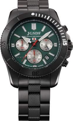 Kentex JSDF PRO Ground Self-Defense Force professional model Chronograph Men's Dial WatchS690M-01