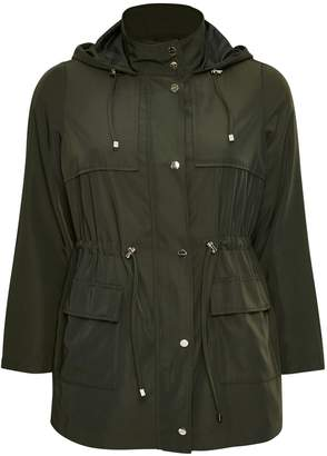 Khaki Lightweight Coat