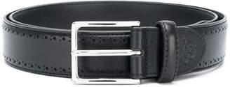 Canali classic belt
