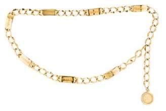 Chanel Medallion CC Belt