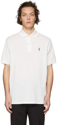 Paul Smith SSENSE Exclusive White Gents Polo