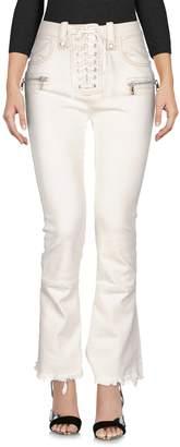 Taverniti So BEN UNRAVEL PROJECT BEN TAVERNITITM UNRAVEL PROJECT Denim pants - Item 42680423NX