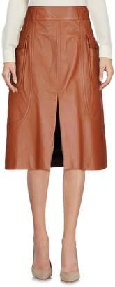 Prada Knee length skirts - Item 35376521PF