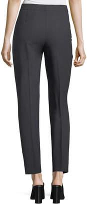 Lafayette 148 New York Wool-Blend Narrow-Leg Pants