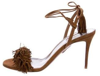 Aquazzura Wild Thing 85 Sandals