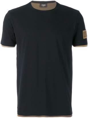 Fendi classic fitted T-shirt