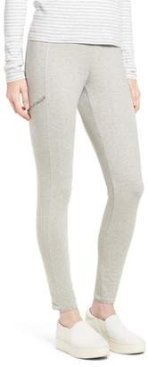 Eileen Fisher Stretch Organic Cotton Skinny Pants