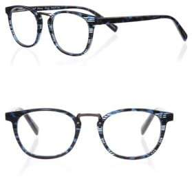 Eyebobs Hung Jury 15 46MM Round Reading Glasses