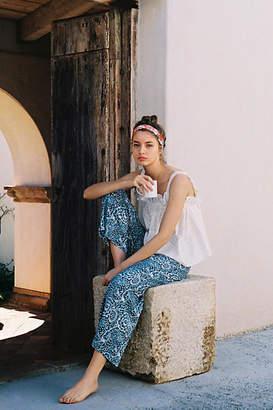 Maeve Anika Knit Wide-Leg Pants