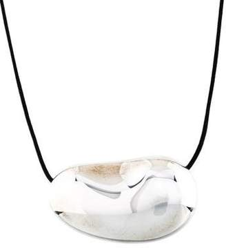Tiffany & Co. Large Bean Pendant Necklace