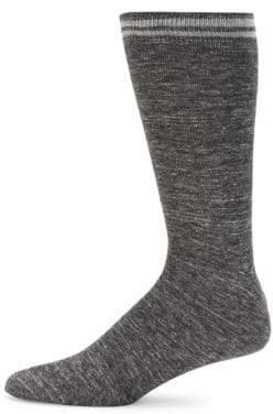 Striped Cuff Socks
