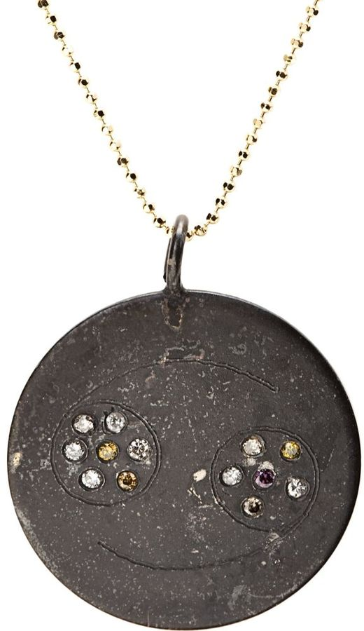fettY Cancer Zodiac Necklace