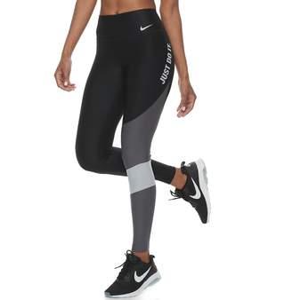 Nike Women's Power Graphic Training Midrise Tights
