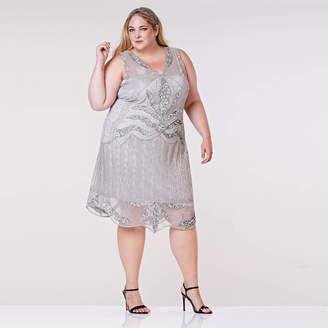 Art Deco Dress - ShopStyle UK