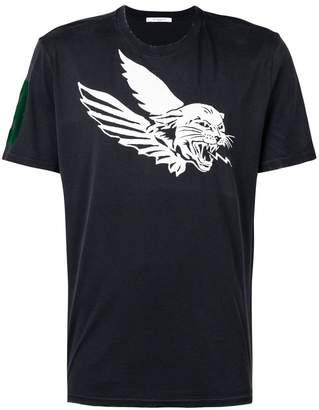 Givenchy Tiger print short-sleeve T-shirt