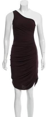 Diane von Furstenberg One-Shoulder Nana Dress