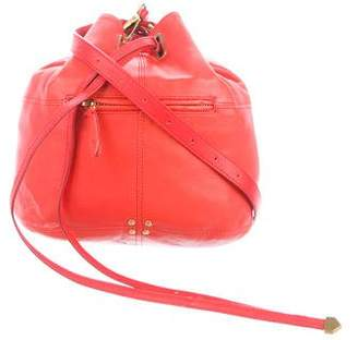 Jerome Dreyfuss Alain Leather Shoulder Bag