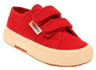 Superga Kids's 2750 J E Trainers in Red