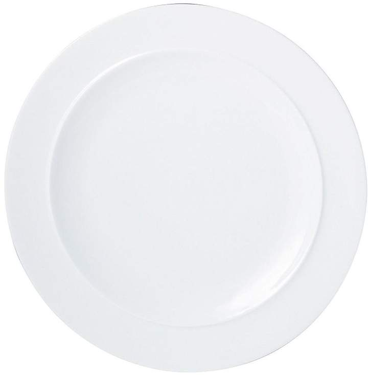 White By Set Of 4 Small Plates