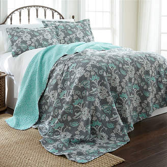 PACIFIC COAST TEXTILES Anges Reversible Quilt Set