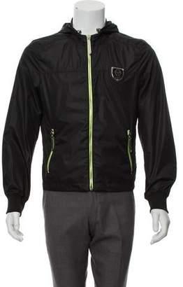 Philipp Plein Lightweight Logo Jacket