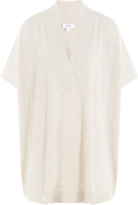 Vince Wool Top with Cashmere