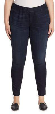 Eileen Fisher Eileen Fisher, Plus Size Plus Elasticized Jeggings