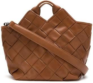 M·A·C Mara Mac leather tote bag